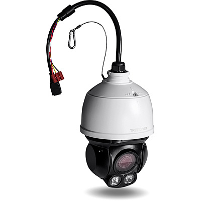 Trendnet TV-IP430PI IP security camera Outdoor Dome White 1920 x 1080pixels security camera