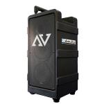 AmpliVox S1297 250W Black loudspeaker