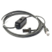 Zebra Cable IBM 468X/9X-Port 9B cable de señal 2,1 m Gris