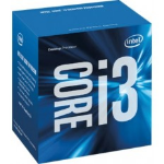 Intel Core ® ™ i3-7300T Processor (4M Cache, 3.50 GHz) 3.5GHz 4MB Smart Cache Box processor