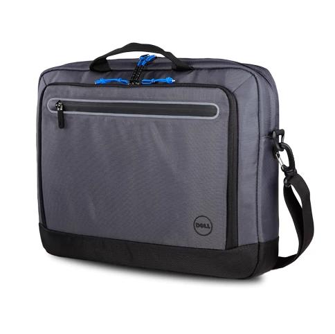 """DELL 460-BBYP 15.6"""" Briefcase Black,Grey notebook case"""