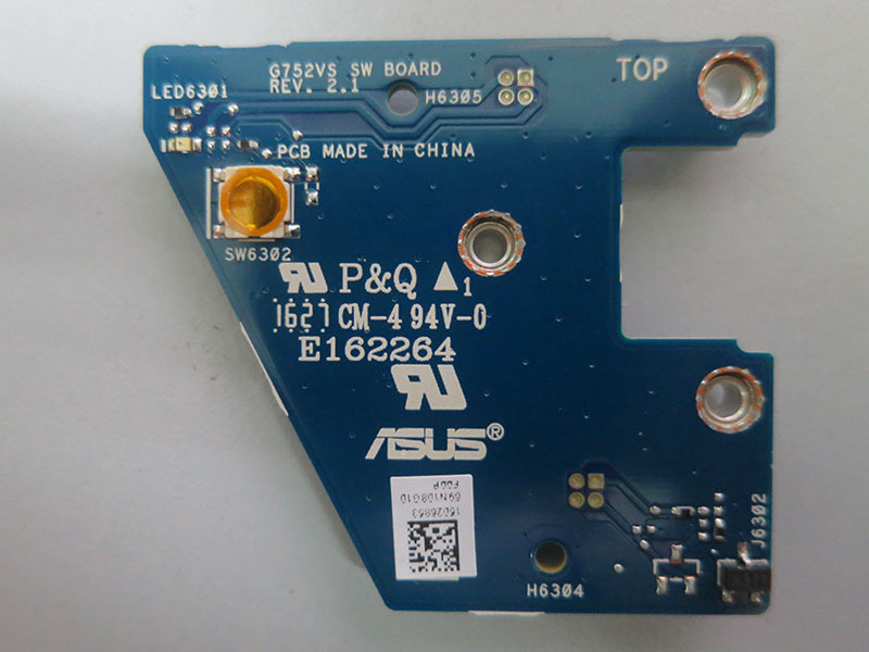 ASUS POWER SWITCH_BD./AS