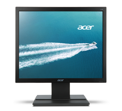 "Acer Essential 176Lb computer monitor 43.2 cm (17"") Black"