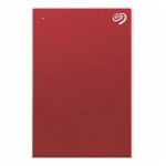 Seagate One Touch external hard drive 1000 GB Red