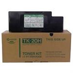 KYOCERA 37027020 (TK-20 H) Toner black, 20K pages @ 5percent coverage