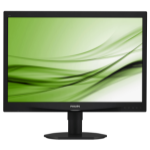Philips S Line LCD-Monitor mit SmartImage 240S4QYMB/00