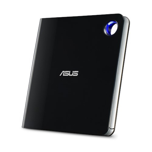 ASUS SBW-06D5H-U optical disc drive Black,Silver Blu-Ray RW