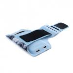 """Proporta Kolina 5.1"""" Armband case Black,Violet"""