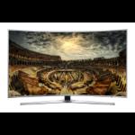 "Samsung HG55EE890WB 55"" 4K Ultra HD Wi-Fi Silver LED TV"