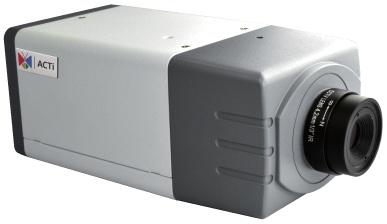 ACTi D22FA IP security camera Indoor Box Grey, White 1920 x 1080pixels