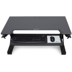 Ergotron 33-418-085 desktop sit-stand workplace
