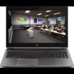 "HP ZBook 15 G6 Zilver Mobiel werkstation 39,6 cm (15.6"") 1920 x 1080 Pixels 9th gen Intel® Core™ i7 i7-9850H 32 GB DDR4-SDRAM 512 GB SSD"