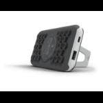 STM PowerKick power bank Lithium Polymer (LiPo) 10000 mAh Wireless charging Gray