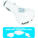 QVS USBCC-K2 Mobile Device Charger