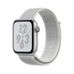 Apple Watch Nike+ Series 4 reloj inteligente Plata OLED GPS (satélite)