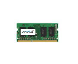 Crucial 8GB DDR3-1600 módulo de memoria 1600 MHz ECC