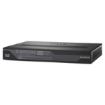 Cisco 891F - Router - 8-port switch