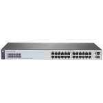 Hewlett Packard Enterprise 1820-24G Managed L2 Gigabit Ethernet (10/100/1000) 1U Grey