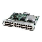 Enhanced EtherSwitch, L2, SM, 23 FE, 1 GE, POE