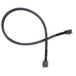Microsemi Adaptec ACK-I-HDmSAS-HDmSAS-1M 1m 12Gbit/s Black