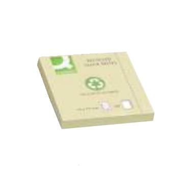 Q-CONNECT KF05609 desk pad Yellow