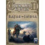 Paradox Interactive Crusader Kings II: Rajas of India, PC/Mac/Linux Video Game Downloadable Content (DLC) PC/Mac/Linux English