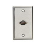 Black Box WP831 outlet box Stainless steel