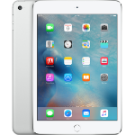Apple iPad mini 4 128GB 3G 4G Silver tablet