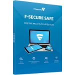 F-SECURE Safe Full license 1year(s) Multilingual