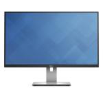 "DELL UltraSharp U2715H 27"" Wide Quad HD IPS Mat Zwart, Zilver computer monitor"