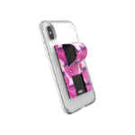 Speck GrabTab Fun with Food Collection Mobile phone/Smartphone Pink Passive holder