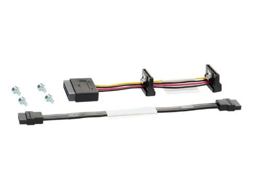 Hewlett Packard Enterprise ML350 Gen10 AROC Mini-SAS Cable Kit Black