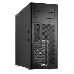 Lian Li PC-100B Midi-Tower Black computer case