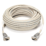 Black Box EYN257T-0006-FF 1.8m DB9 DB9 White serial cable