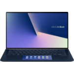 "ASUS ZenBook 14 UX434FAC-AI246T notebook Blue 35.6 cm (14"") 1920 x 1080 pixels Touchscreen 10th gen Intel® Core™ i5 8 GB LPDDR3-SDRAM 256 GB SSD Windows 10 Home"