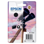 Epson C13T02V14020 (502) Ink cartridge black, 210 pages, 5ml