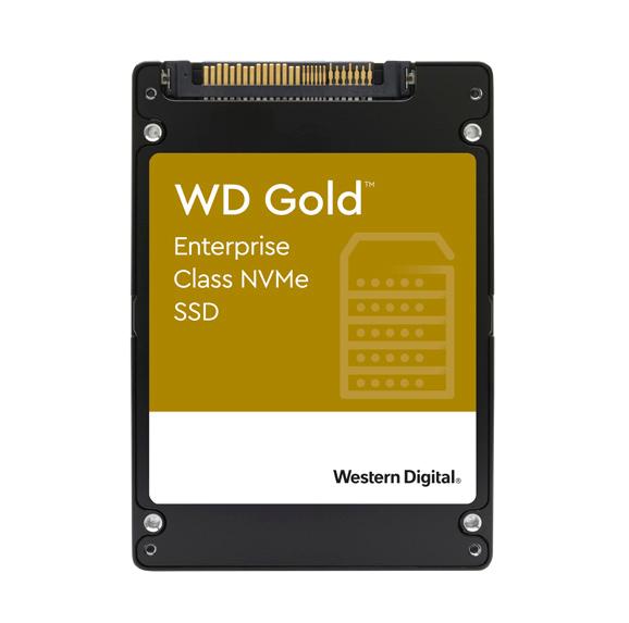 Western Digital WD Gold 7864,32 GB U.2 NVMe