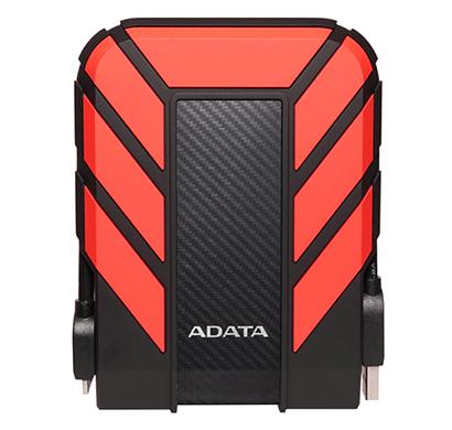 ADATA HD710 Pro external hard drive 1000 GB Black, Red