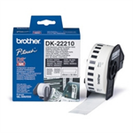 Brother DK-22210 P-Touch Etikettes, 29mm x 30,48m