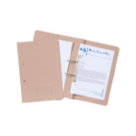 Exacompta Value Transfer File Foolscap Buff TFM-BUFZ - (PK25)