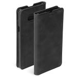 Krusell 61591 mobile phone case Flip case Black