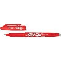 Pilot Erasable Rollerball Pen Red (224101202)