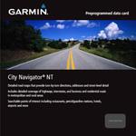 Garmin City Navigator Europe NT navigator map