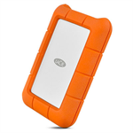 LaCie Rugged USB-C USB Type-C 3.0 (3.1 Gen 1) 2000GB Orange,Silver STFR2000800