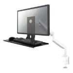 Neomounts by Newstar keyboard/mouse holder