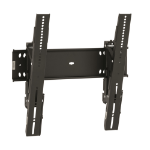 "Vogel's PFW 6410 65"" Black flat panel wall mount"