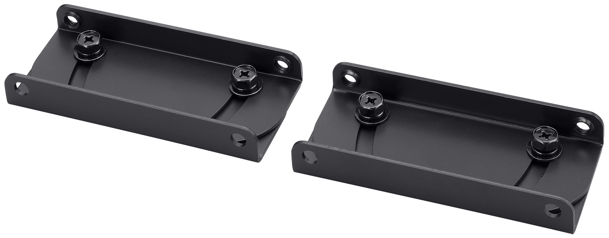 TOA HY-WM1B Wall Steel Black speaker mount