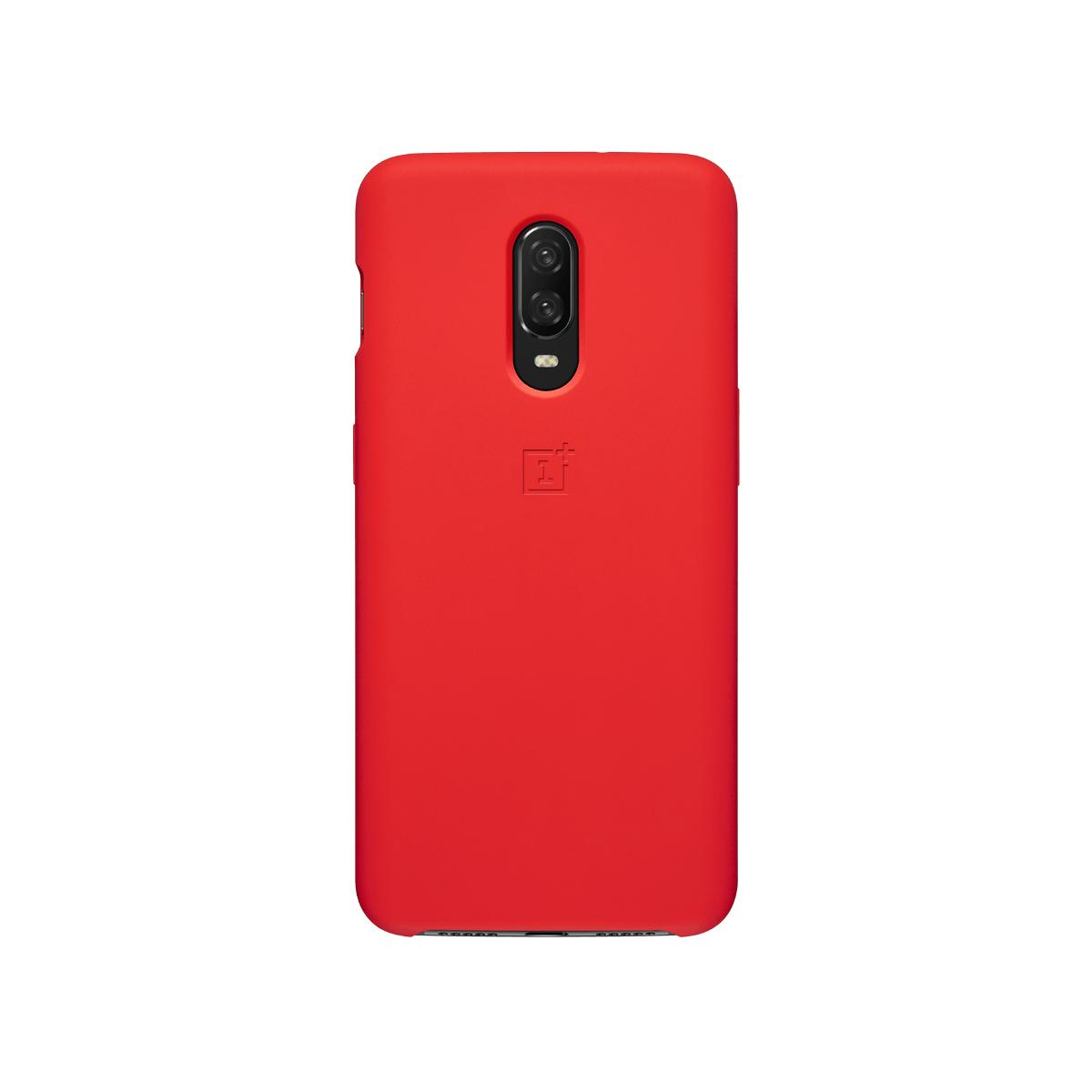 "OnePlus 5431100066 mobiele telefoon behuizingen 16,3 cm (6.41"") Hoes Rood"