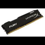 HyperX FURY Black 4GB DDR4 2666MHz memory module