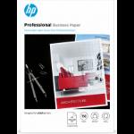 HP 7MV83A Tintendruckerpapier A4 (210x297 mm) Glanz 150 Blätter Weiß